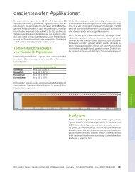 gradienten-ofen Applikationen - BYK
