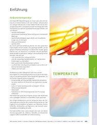 Wie wird die Einbrenntemperatur gemessen? - BYK