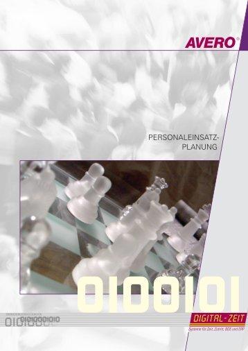 PERSONALEINSATZ- PLANUNG - Digital-Zeit GmbH