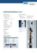 Komfortabel mehrfach verriegelt - Carl Fuhr GmbH & Co. KG - Seite 5
