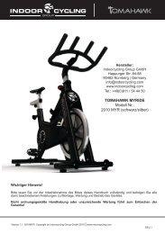 TOMAHAWK MYRIDE Modell Nr.: 2010 MYR (schwarz/silber)