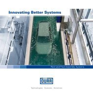 Innovating Better Systems - Dürr