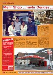 Mehr Shop ... mehr Genuss - Georg Oest Mineralölwerk GmbH & Co ...