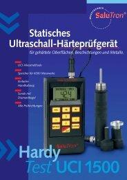 RZ HardyUCI1500_09-08 - SaluTron Messtechnik GmbH