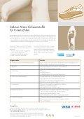 Schaumstoffe für Innensohlen - Sekisui Alveo - Seite 2