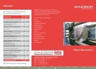 Fallbeispiel Magnet-Spannsystem - WINDSOR