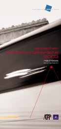alpbacher architekturgespräche 2003 - ATP