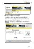 FAQ Webshop - Winterhalter + Fenner AG - Page 4