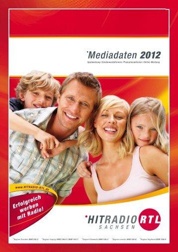 Mediadaten 2012 - BCS Broadcast Sachsen GmbH & Co. KG