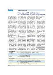 Diagnosen und Prozeduren richtig verschlüsseln ... - beim BDI