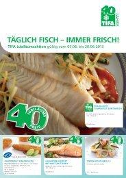 TÄGLICH FISCH – IMMER FRISCH! - walter bircks frischdienst
