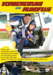 Tandem-Flyer (PDF-Download) - (FSC) Passau e.V.