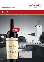 ¡ Viva España! USA - Mövenpick Wein