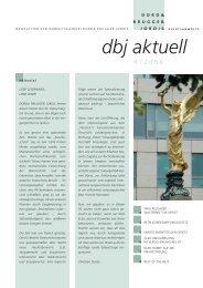 Newsl 4-06-dr - Dorda Brugger & Jordis