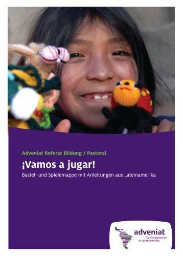 und Spielemappe (PDF) - Adveniat