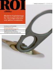 Download als PDF - Finanz und Wirtschaft