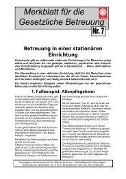 Nr. 7 Heimaufnahme - Caritasverband für die Diözese Mainz