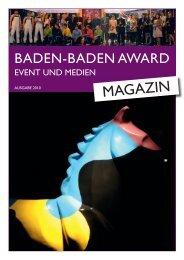 MAGAZIN - und Event-Akademie