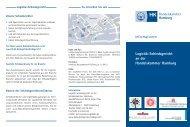 Flyer Logistik - Handelskammer Hamburg