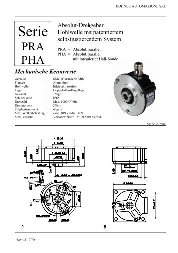 PRA PHA - Hohner Elektrotechnik in Werne
