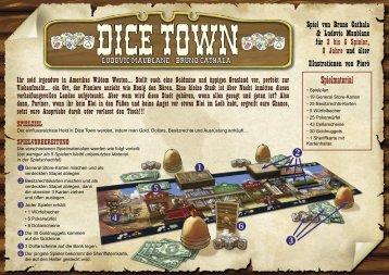 Dice Town - Brettspielversand.de