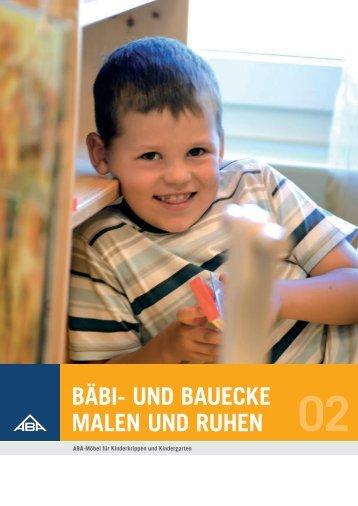 ABA Katalog Bäbi- und Bauecke.pdf - ABA Amriswil