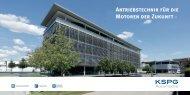 Antriebstechnik für die Motoren der Zukunft - KSPG AG