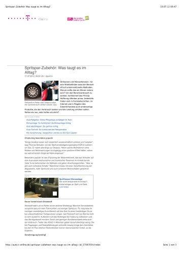 t-online.de, 2/2012.06.2012 - KÜS