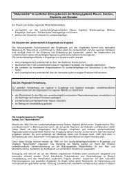Naturmärkte - Deutscher Verband für Landschaftspflege eV