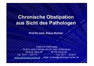 Präsentation - Institut für Pathologie Prof. Dr. Klaus Richter, Hannover