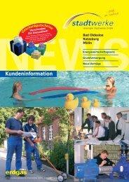 NEU - Vereinigte Stadtwerke GmbH