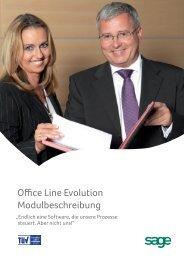 Office Line Evolution Modulbeschreibung
