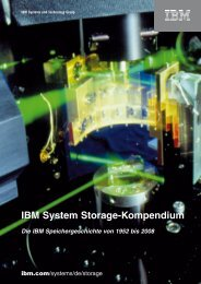 IBM System Storage-Kompendium - stepIT.net