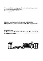 Download: deutsche Zusammenfassung - Katholisch.de