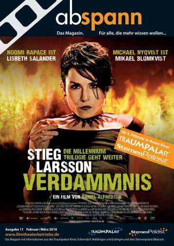 Ausgabe 11 02/10 - Heinz Lochmann Filmtheaterbetriebe GmbH