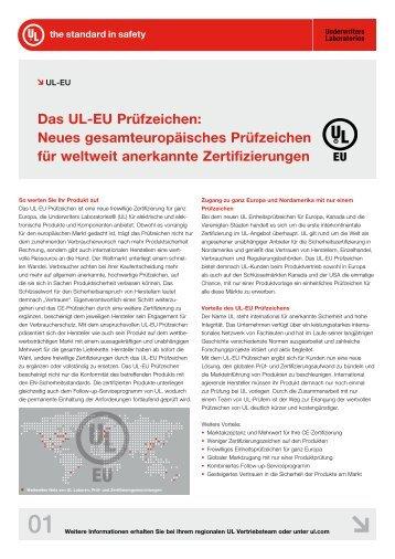 Information - UL.com