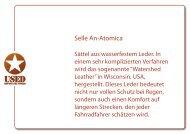 Selle An-Atomica Katalog - USED-HQ.COM