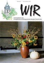 Pastor-Scheibler-Str. 1 - Evangelische Kirchengemeinde Bergisch ...