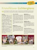 Bastelzeit November 2009 - Kunst & Kreativ Franchise GmbH - Page 5