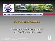 EP: Einführungsphase Jgst. 11