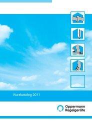 Kurzkatalog 2011 - AA SYSTEMS