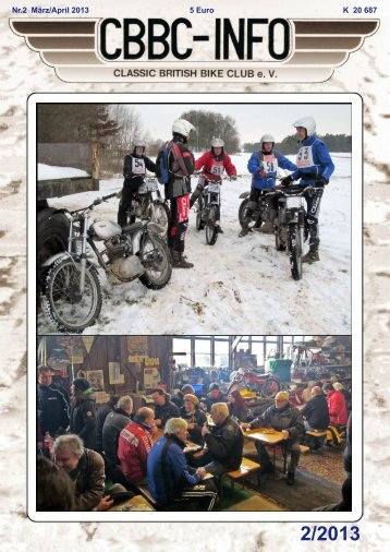 Info 2-13 - CBBC - Classic British Bike Club