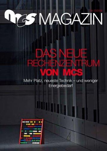 Das neue - bei MCS Moorbek Computer Systeme GmbH