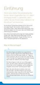 Beeinträchtigen starke Monatsblutungen Ihr Leben? - Hologic - Page 4