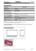 DATENBLATT R433A4 - Seite 3