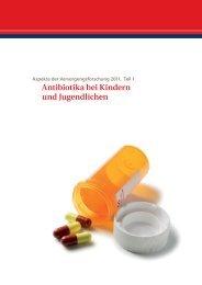 Antibiotika bei Kindern und Jugendlichen - hkk