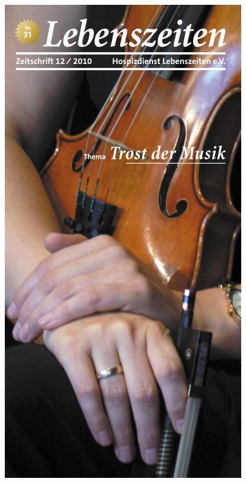 Lebenszeiten_2010_12 (PDF) - Hospiz Wuppertal Lebenszeiten eV