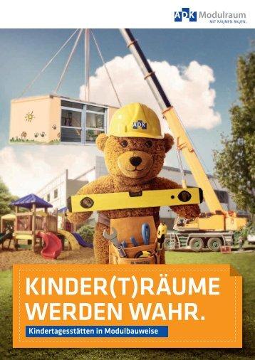 KINDER(T)RÄUME WERDEN WAHR. - adk-modulraum.de