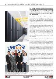 Star Storage, Rumänien, 2010 - R&M