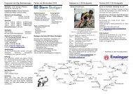 Programm und allg. Bestimmungen Partner der ... - 1. RV Stuttgardia